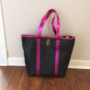 Juice Couture jean tote.
